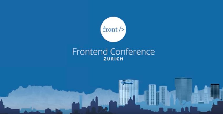 Frontend Conf Zurich - Logo