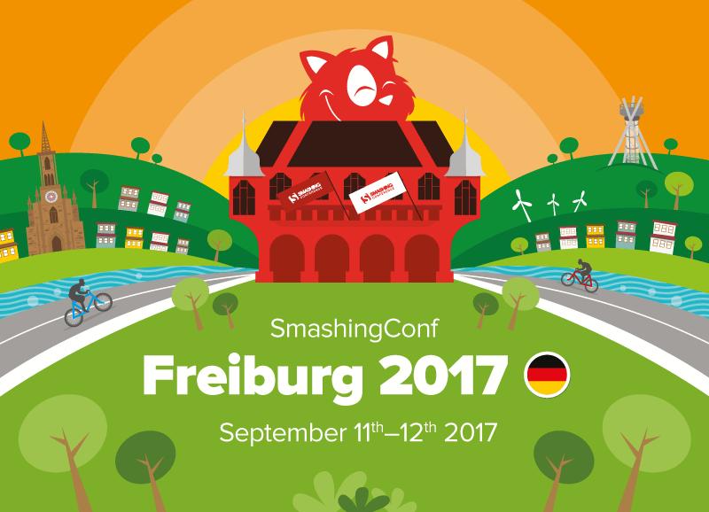 SmashingConf Freiburg 2017