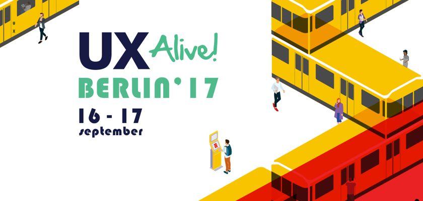 UXAlive Berlin 2017