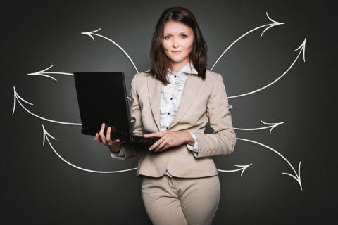 frau laptop jobs fuer probanden