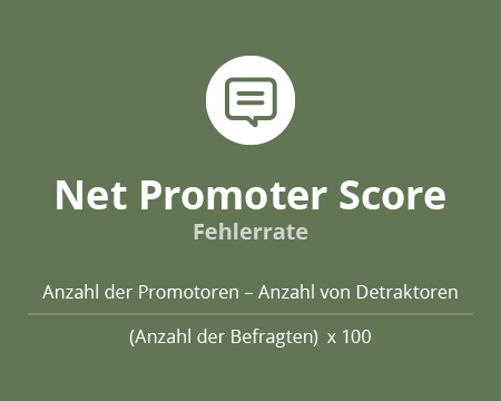 Calculation Net Promoter Score