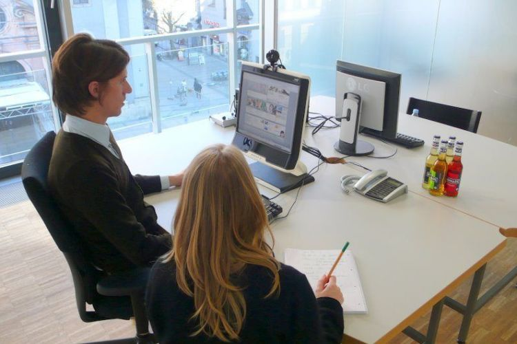 in-house usability testing