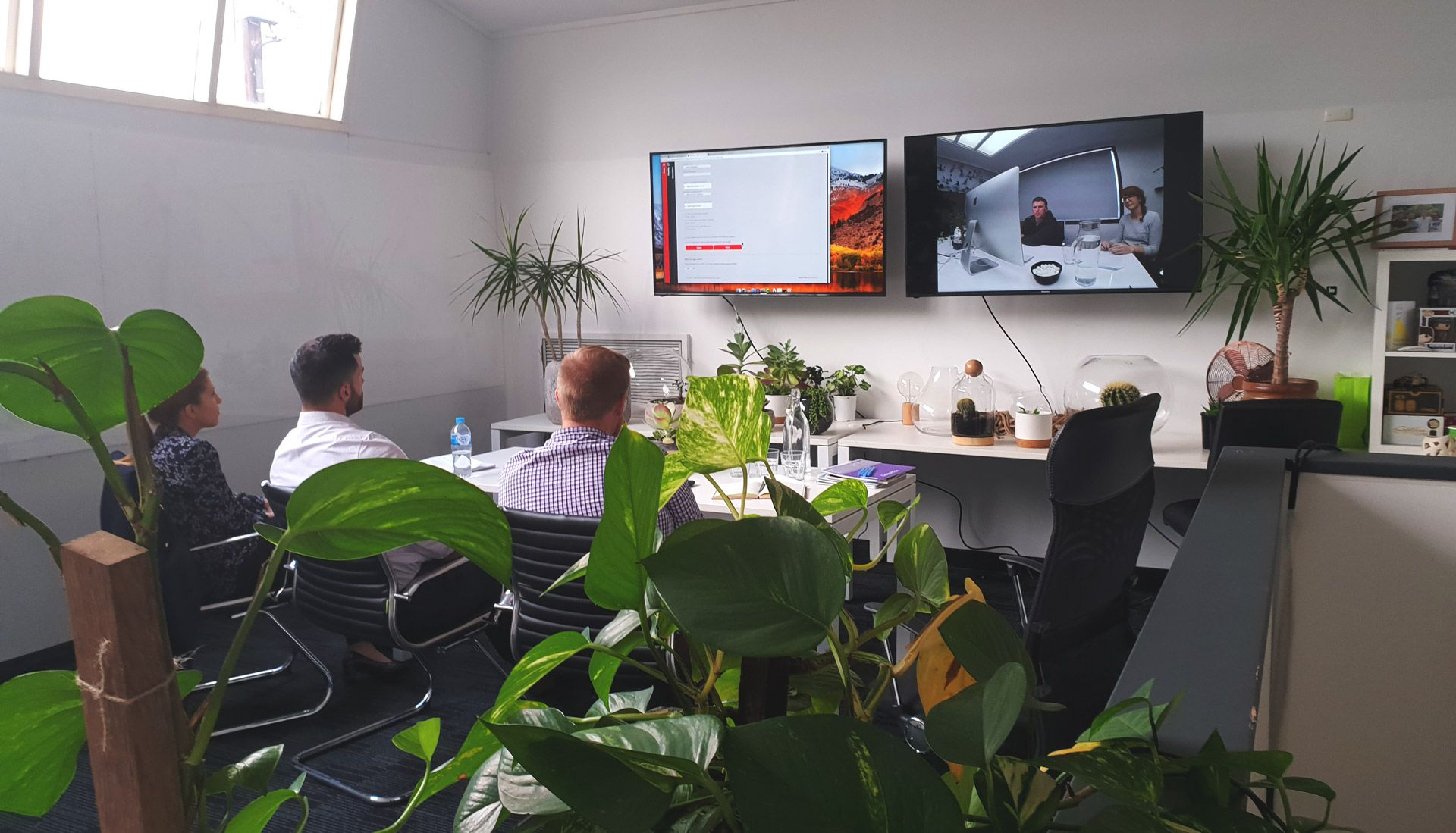 Usability Lab mit Videostream