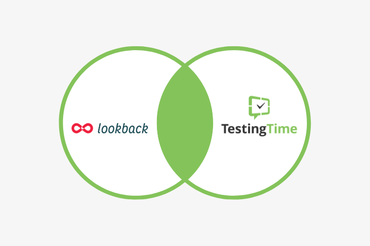 how to recruit participants with testingtime lookback