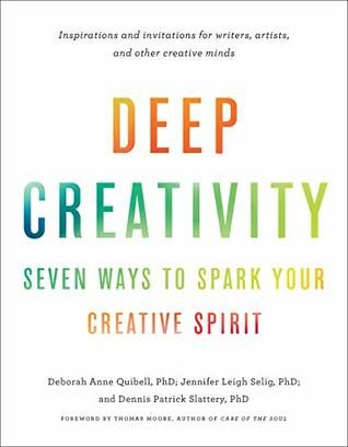 Deep Creativity Psychology Book User Research