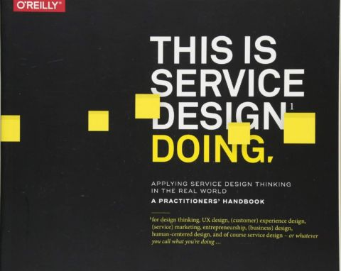 This is Service Design Doing – UX Book