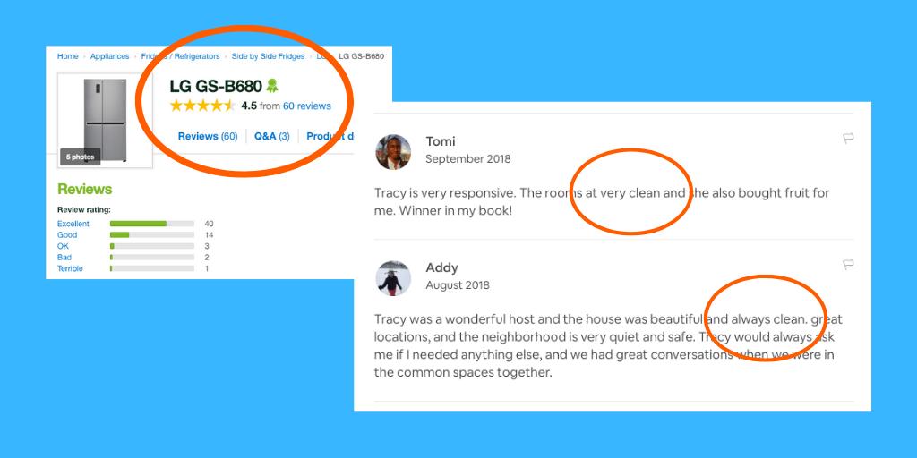 building trust reviews