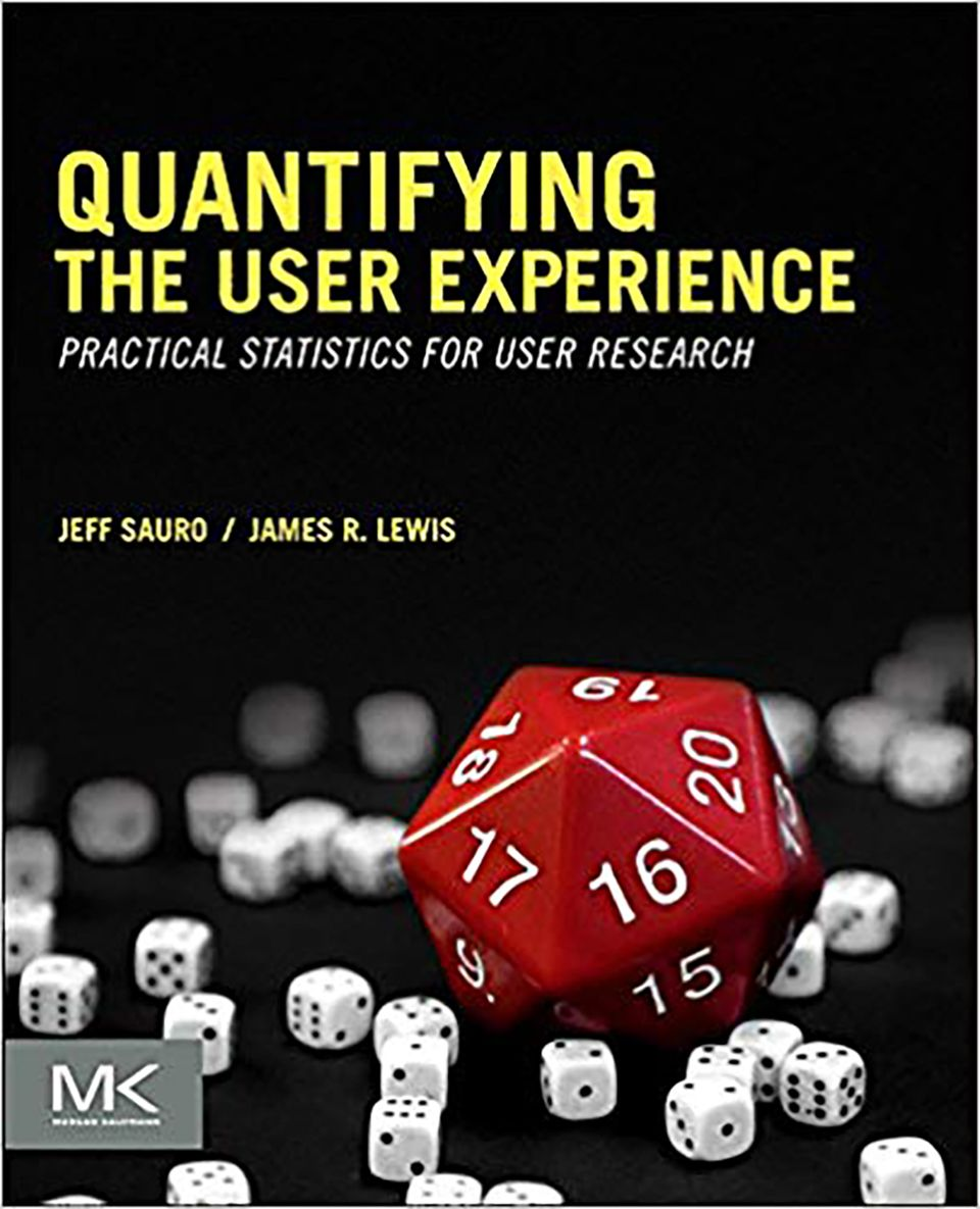 R quantifying the user experience sauro lewis