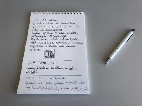 Tagebuchstudien ein Leitfaden für die Praxis 6
