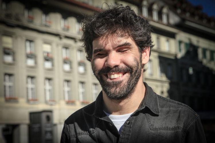 Picture of René Jaun smiling