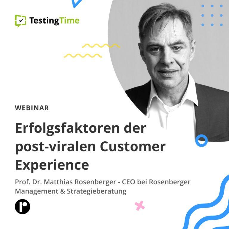 Erfolgsfaktoren der post-viralen Customer Experienc