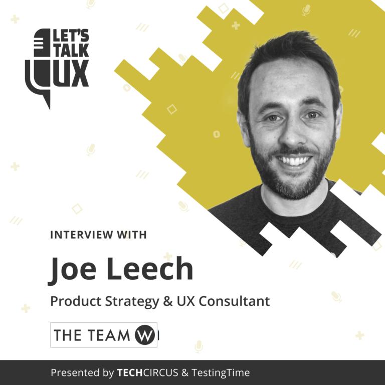 Joe Leech