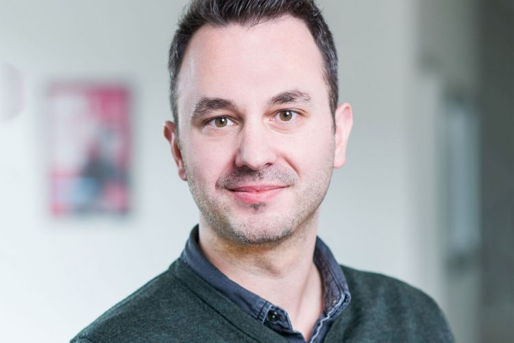 Sandro Strebel, CTO und Mitgründer bei Bring!