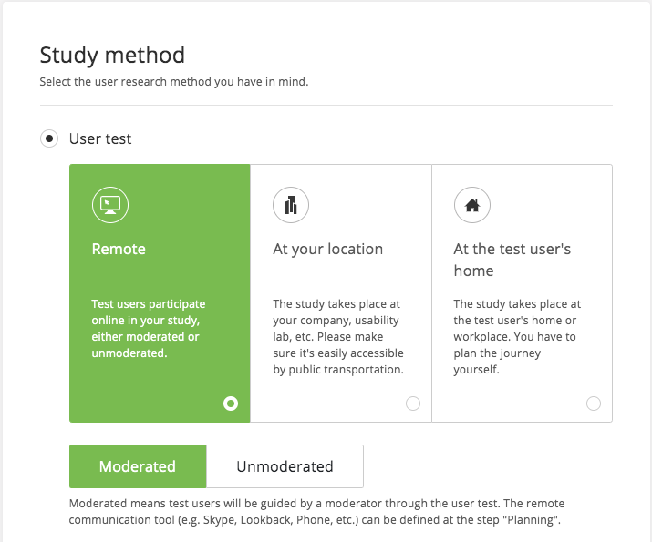 Study method