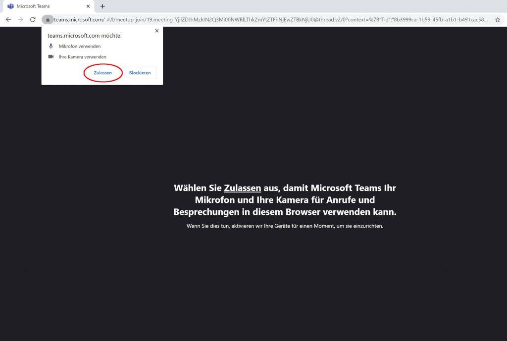 Microsoft Teams Anleitung