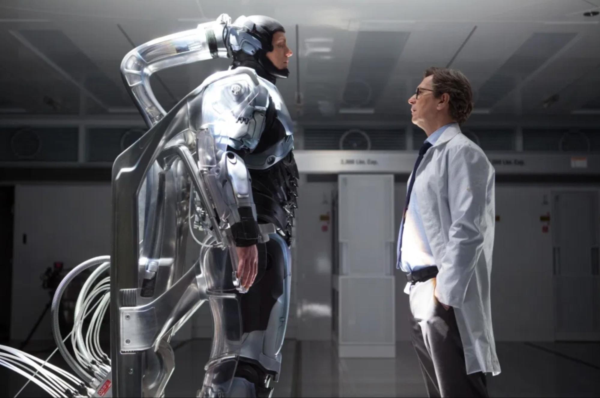 Human and robotic